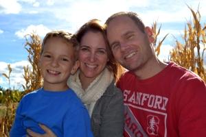 rayner family photo